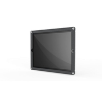 "Kensington WindFall Frame 9.7"" Black tablet security enclosure"