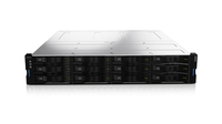 Lenovo Storage V3700 V2 XP Rack (2U) Black, Silver disk array