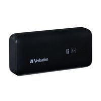 Verbatim 99207 Lithium-Ion (Li-Ion) 4400mAh Black power bank