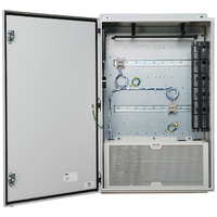 Panduit Z23U-S24 Steel IP66 electrical enclosure