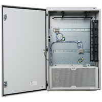Panduit Z23U-S26 Steel IP66 electrical enclosure