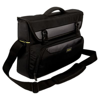 "Targus City Gear 15-17.3"" 17.3"" Messenger case Black"