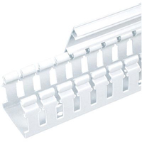 Panduit H3X3WH6 Straight cable tray White cable tray