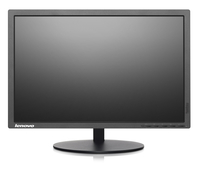 "Lenovo ThinkVision T2054p 19.5"" HD IPS Black computer monitor"