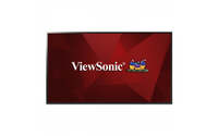 "Viewsonic CDE4803-H Digital signage flat panel 48"" LED Full HD Black signage display"