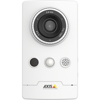 Axis Companion Cube IP security camera Binnen kubus Wit