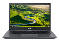 "Acer Chromebook 14 CP5-471-33PC 2.3GHz i3-6100U 14"" 1920 x 1080Pixels Zwart, Grijs Chromebook"
