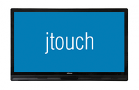 "Infocus INF6500EAG 65"" 1920 x 1080Pixels Multi-touch Zwart touch screen-monitor"