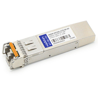 Add-On Computer Peripherals (ACP) CWDM-SFP10G-1570-80-AO Fiber optic 1570nm 10000Mbit/s SFP+ network transceiver module