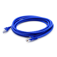 Add-On Computer Peripherals (ACP) ADD-20FCAT5ES-BLUE 6.1m Cat5e U/FTP (STP) Blue networking cable