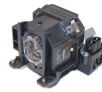 eReplacements ELPLP38 170W projection lamp