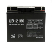 eReplacements UB12180 Sealed Lead Acid (VRLA) 18Ah 12V
