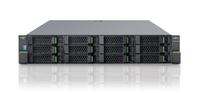 Fujitsu CS200c S3 1000GB Rack (2U) Zwart disk array