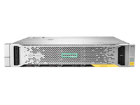 Hewlett Packard Enterprise StoreVirtual 3200 4-port 1GbE iSCSI SFF Storage Rack (2U) disk array