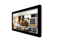 "Planar Systems PT3290PW 31.5"" 1920 x 1080pixels Multi-touch Black touch screen monitor"