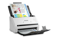 Epson DS-530 Sheet-fed scanner 300 x 300DPI White