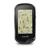 Garmin Oregon 750t Personal 4GB Black GPS tracker