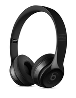Beats by Dr. Dre Beats Solo3 Wireless Bandeau Binaural Avec fil Noir casque et micro