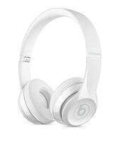 Beats by Dr. Dre Beats Solo3 Wireless Bandeau Binaural Avec fil Blanc casque et micro
