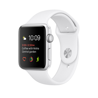 Apple Watch Series 1 OLED Zilver smartwatch