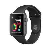 Apple Watch Series 1 OLED Grijs smartwatch