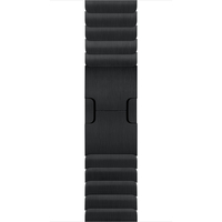 Apple 3C645ZM/A Band Zwart Roestvrijstaal smartwatch-accessoire