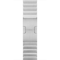 Apple 3C643ZM/A Band Zilver Roestvrijstaal smartwatch-accessoire