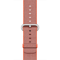 Apple MNK52ZM/A Band Oranje Nylon smartwatch-accessoire