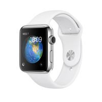 Apple Watch Series 2 OLED GPS Roestvrijstaal smartwatch
