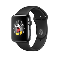 Apple Watch Series 2 OLED GPS Zwart smartwatch