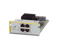 Allied Telesis AT-SBx81XLEM/XT4 network switch module