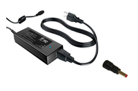 BTI AC-1965138 Indoor 65W Black power adapter & inverter