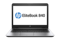 "HP EliteBook 840 G3 2.3GHz i5-6200U 14"" 1920 x 1080Pixels Zwart, Zilver Notebook"