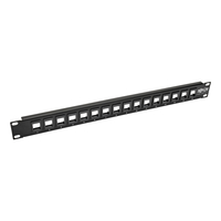 Tripp Lite N062-016-KJ 1U patch panel