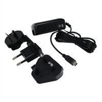 Lantronix 520-158-R Indoor Black power adapter & inverter