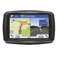 "Garmin zūmo 595LM Travel Vast 5"" LCD Touchscreen 374.5g Zwart navigator"