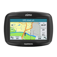 "Garmin zūmo 395LM Travel Vast 4.3"" TFT Touchscreen 270g Zwart navigator"