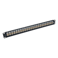 Tripp Lite N254-024-SH-6AD 1U patch panel