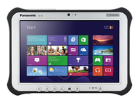 Panasonic Toughpad FZ-G1 256GB Black,Silver Tablet