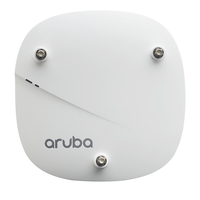Hewlett Packard Enterprise Aruba Instant IAP-304 (RW) 1300Mbit/s White WLAN access point