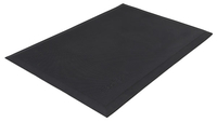 Ergotron Neo-Flex Floor Mat Rubber mat Indoor/Outdoor Rectangular Black
