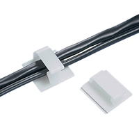 Panduit BEC38-A-L White cable clamp