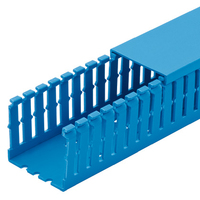 Panduit F1X4IB6 F-type cable tray Blue