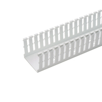 Panduit F3X5WH6 F-type cable tray White cable tray