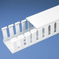 Panduit G1.5X1.5WH6-A Straight cable tray White cable tray