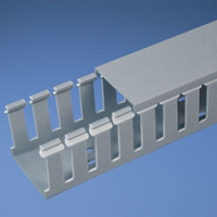Panduit G1X1.5LG6-A Straight cable tray Grey cable tray