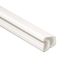 Panduit Raceway PWR IW 1.51x.86(in) 8ft PK20 Cross cable tray White