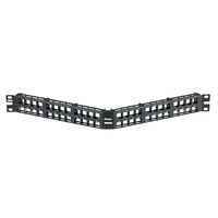 Panduit NKPPA48HDY 1U patch panel