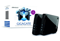 Devolo GigaGate Starter Kit Network bridge 1733Mbit/s Zwart