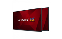 "Viewsonic VP2468_H2 24"" Full HD IPS Black computer monitor LED display"